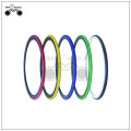 Colourful fixie bicycle tyre 25c 700c zhejiang
