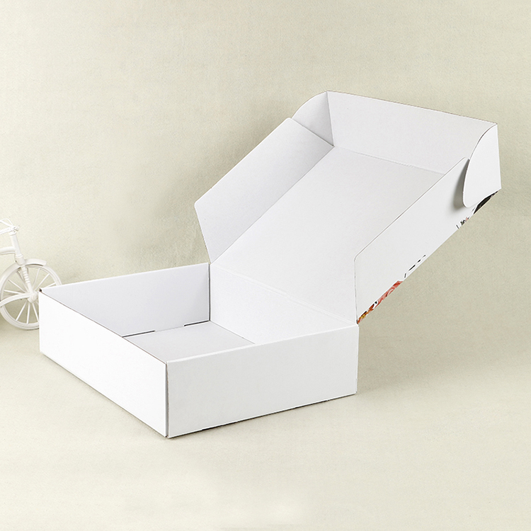Cardboard suit shipping box