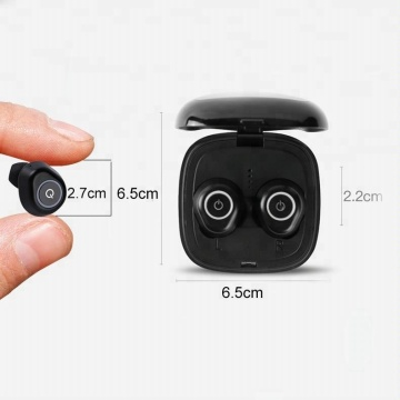 bluetooth connector app TWS Earpiece In Ear