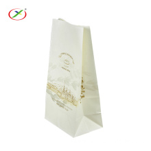 Food grade packaging bread paper bag