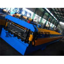Best Quality for Trapezoidal Sheet Roll Forming Machine IBR Aluminum Roof Sheet Roller Forming Machine supply to Georgia Factories