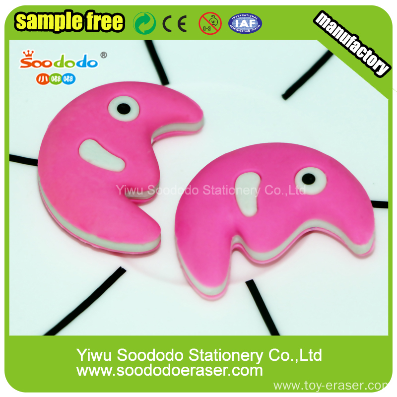 sea fish cute stationery  school eraser