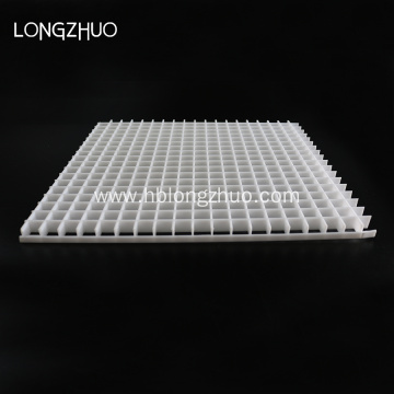 Light Ceiling ABS Eggcrate Plastic Grille Sheet