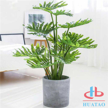Artificial Potted Plastic Plants for All Days Occasion