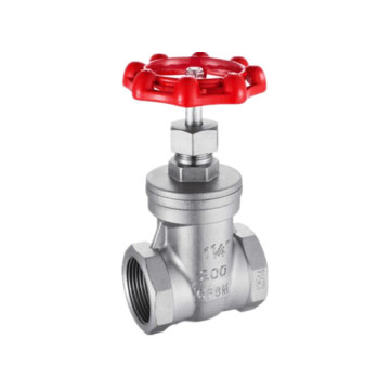 Stainless Steel FEMALE GATE VALVE