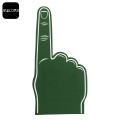 Green Color EVA Foam Finger Cheering Hand