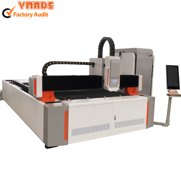 750W Fiber Stainless Steel Laser Cutting Machine
