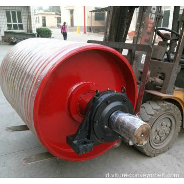Steel Drive Conveyor Pulley