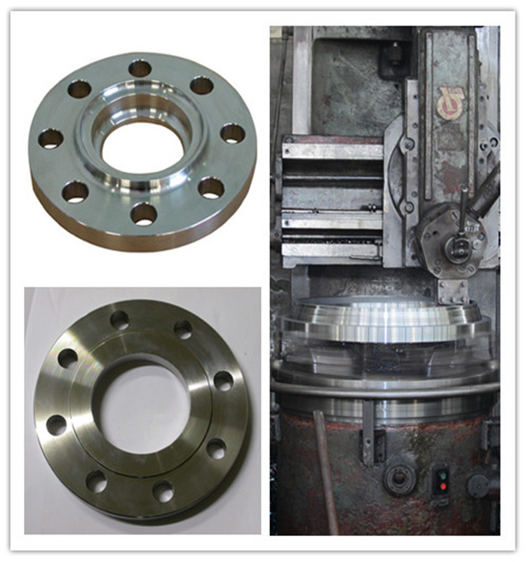steel fitting threaded flange
