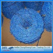 10 Years for Iron Barbed Wire Fence Cheap Barbed Wire Price Per Ton supply to British Indian Ocean Territory Suppliers