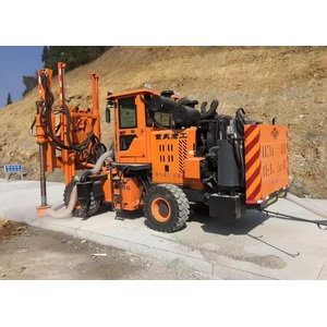 High functionality Full-hydraulic Highway Pile Driver