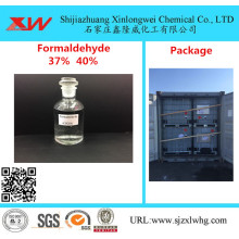 Factory supplied for China Industrial Grade Formaldehyde,Formaldehyde Solution Manufacturer and Supplier Formaldehyde Solution Used for Adhesive supply to India Importers