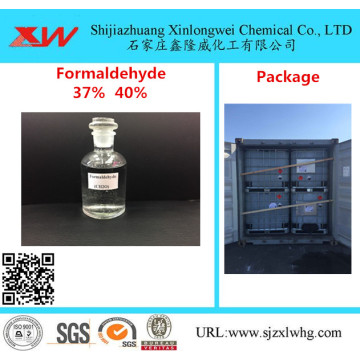 Formaldehyde Solution Used for Adhesive