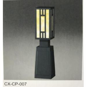 Factory source for Gas Lawn Lamps European Style Lawn Lamp export to Russian Federation Factory