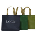 Custom Printed Logo Folding Non-woven Shopping Bag