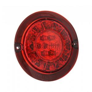 4 Inch Waterproof Round LED Auto Tail Lamps
