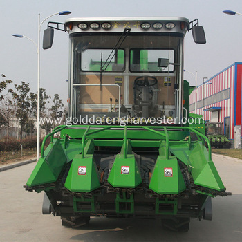 agricultural machine corn grain rice wheat harvester