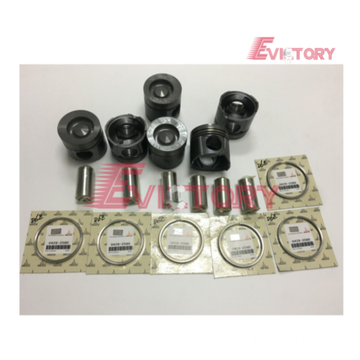 DEUTZ engine parts BF6M1013 piston ring set