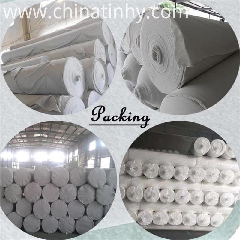 High Quality Polypropylene Nonwoven Geo Textile