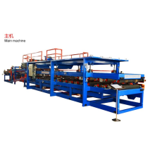 Wall PU Sandwich Panel Production Line