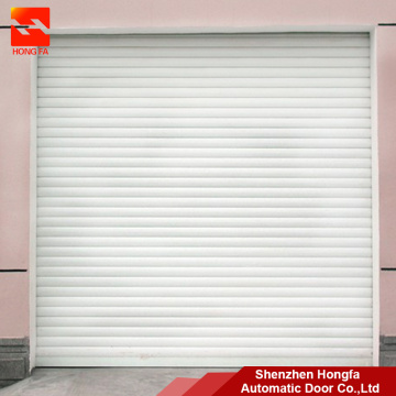 Ingaphandle I-Aluminium Security Roller Shutter Door