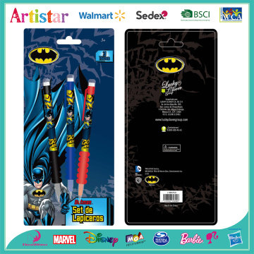 Batman 3 mechanical pencils