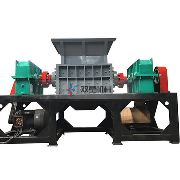 Large Waste Garbage Shredder Equipment
