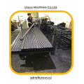 U Type Channel Steel Section