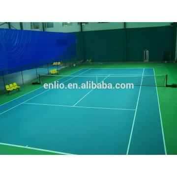Indoor Tennis Flooring/PVC Tennis Floor
