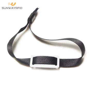 NTAG213 Fabric RFID Wristband at music festivals