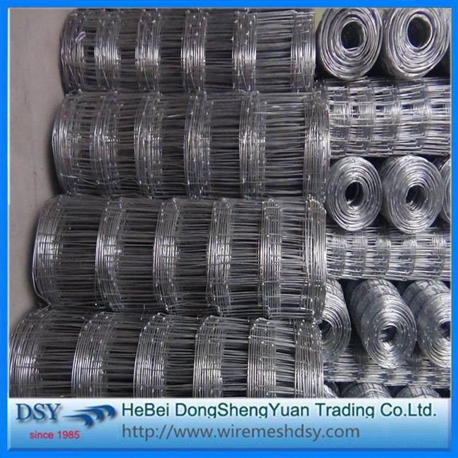 High-strength galvanized iron wire farm fence