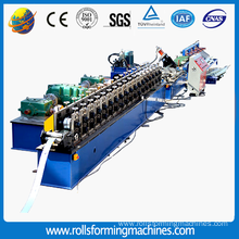 Good Quality for U Shape Profile Roll Forming Machine U Bracket Solar Power Stent Manufacturing System export to Chile Manufacturers