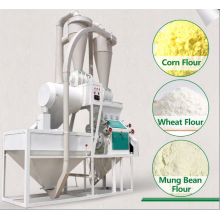 Muti-functional type flour mill machine