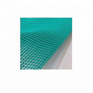 2019 Popular bthroom PVC S mat en rollo