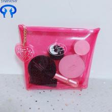 Harajuku lovely transparent PVC jelly cosmetic bag