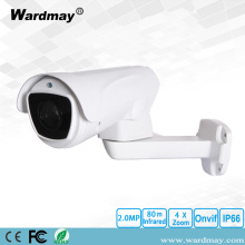 4X Zoom 1080P IR Bullet IP Camera