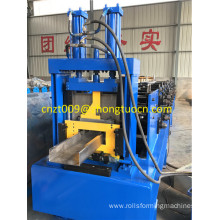 low cost automatic C purline machine many sizes finished C purline  machine