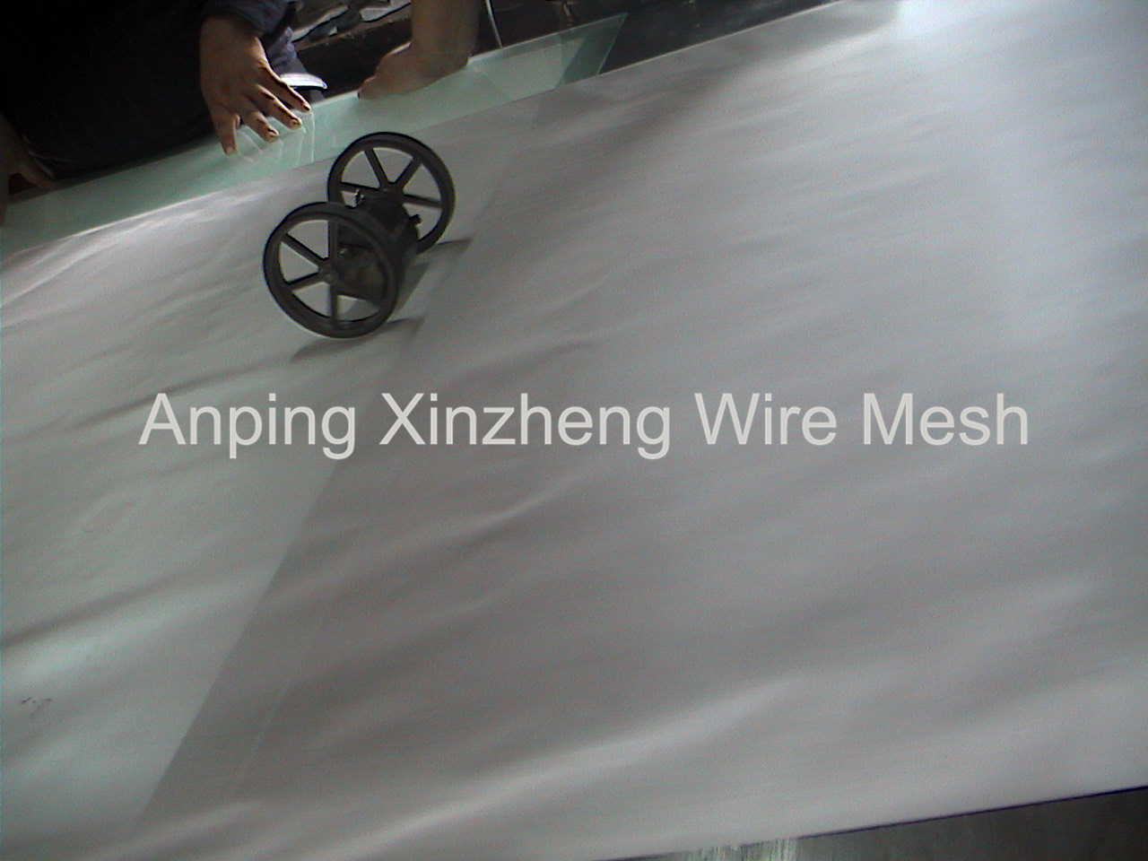 Ss Plain Weave Wire Mesh