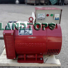 Manufacturer of for China ST Series Single Phase Alternator,Single Phase AC Generator,Single Phase Ac Dynamo Supplier 220V ST Single Phase AC Brush Generator 5kv export to Japan Factory
