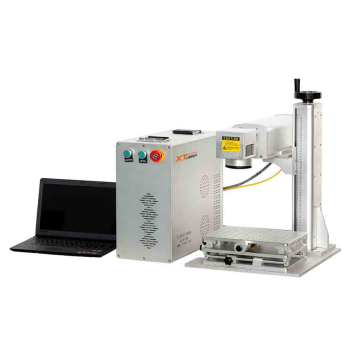 No Consumption and Pollution Laser Marking Machine