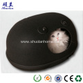 Felt cat bed round shape fashion design