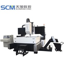 High Speed Tube Sheet Drilling Machine