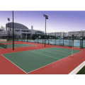 Eco-Friendly  Silicon PU Surafces Layer Coating Water-based  Courts Sports Surface Flooring Athletic Running Track