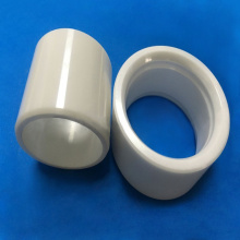 Well polished zirconia ceramic pipes