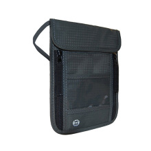 Neck Wallet Nylon Passport Bags Pouches for Travel