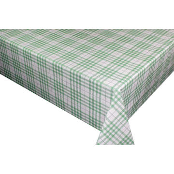 Elegant Tablecloth with Non woven backing Tulsa