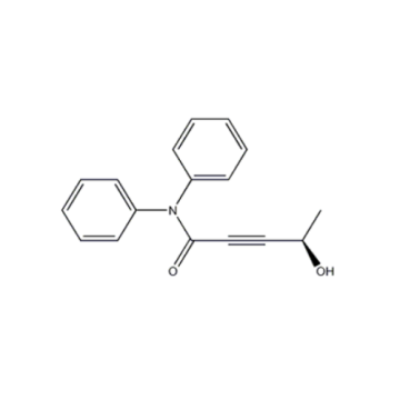 899809-61-1,4-hydroxy-N,N-diphenyl-(4R)-2-Pentynamide Used for Making Vorapaxar Sulfate