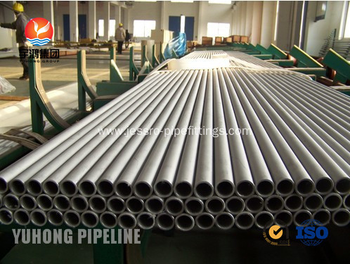 S32760 Super Duplex Stainless Steel Tube ASTM A789