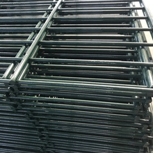 2D Double Wire Fencing