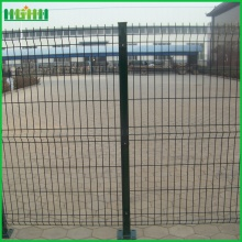 3d cruved welded wire mesh fence